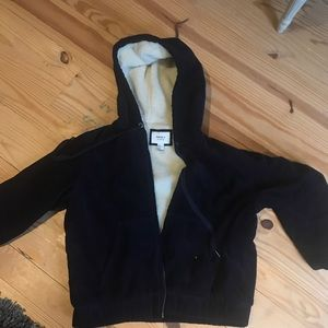 Jacket from forever 21 heavy and warm fur inside